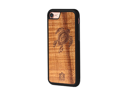 Sonix Pono Wood Hawaiian Turtle Case - iPhone 7