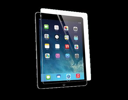 BodyGuardz Pure Tempered Glass Screen Protector - iPad/9.7-inch iPad Pro/iPad Air 2