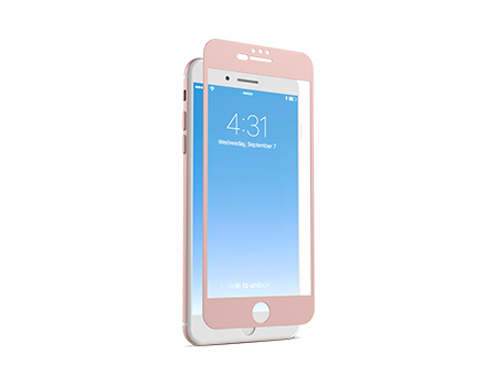 ZAGG InvisibleShield Glass + Luxe Screen Protector - iPhone 6s Plus/7 Plus/8 Plus