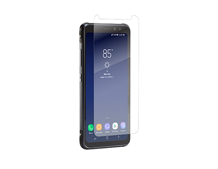 ZAGG Invisible Shield Glass + Screen Protector - Samsung Galaxy S8 Active