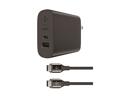 Belkin Mixit Duratek USB-C and USB-A Home Bundle