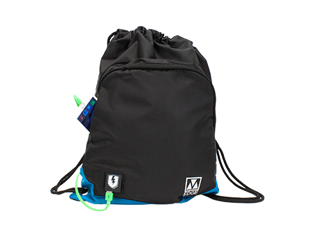 M-EDGE Sack Pack Bag with Battery