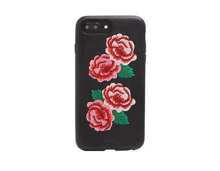 Sonix Flora Embroidered Leather Case - iPhone 6s Plus/7 Plus/8 Plus