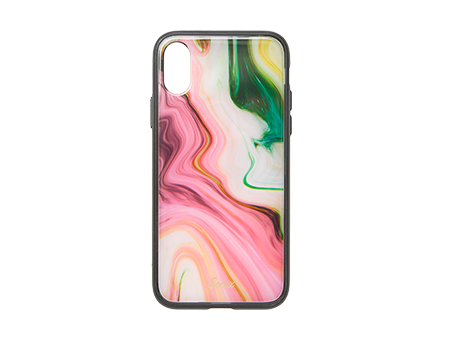 Sonix Agate Marble Luxe Case - iPhone X
