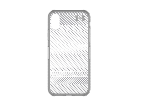 Under Armour Speed Lines Verge Case - iPhone X