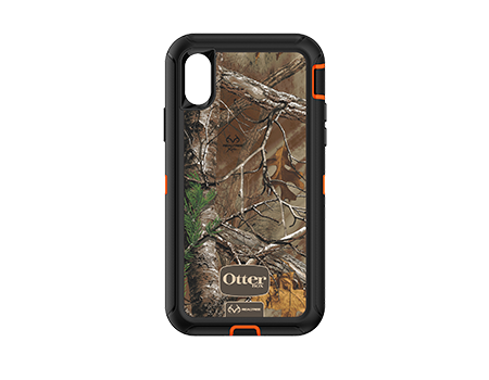 OtterBox Defender Series RealTree Xtra Camo Case & Holster - iPhone X