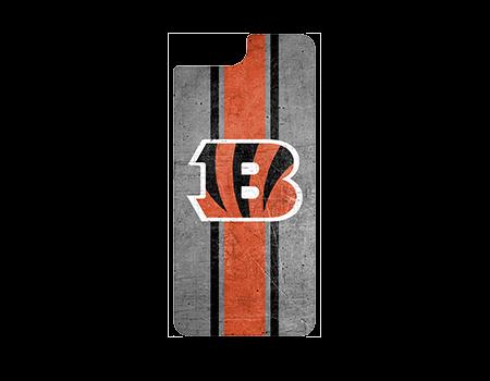 OtterBox NFL Alpha Glass Cincinnati Bengals - iPhone 6s Plus / 7 Plus / 8 Plus
