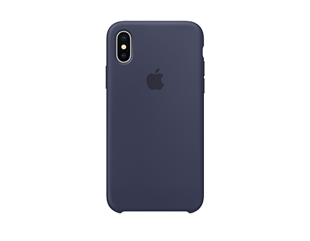 Apple Silicone Case - iPhone X