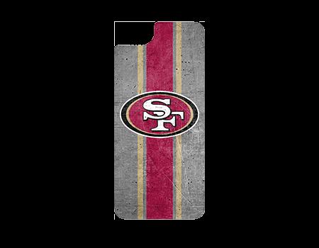 OtterBox NFL Alpha Glass San Francisco 49ers - iPhone 6s/7/8