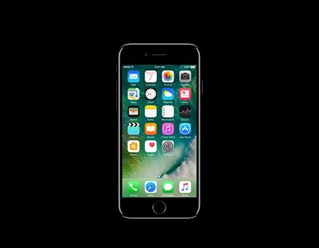 Apple iPhone 7 - 128GB - Jet Black