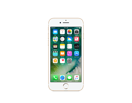 Apple iPhone 7 - 32GB - Gold