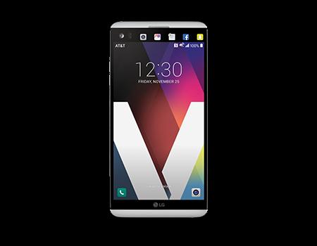 LG V20 - Silver