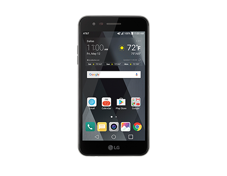 LG Phoenix 3 - AT & T PREPAID - Black