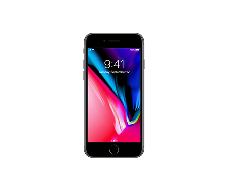 Apple iPhone 8 - 64GB - Space Gray