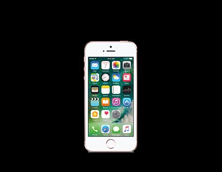 Apple iPhone SE - 128GB - Rose Gold
