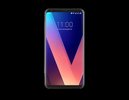 LG V30 - Aurora Black