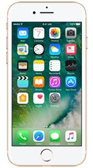Apple iPhone 7 - Gold 128GB