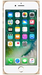 Apple iPhone 7 - Gold 256GB
