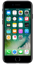 Apple iPhone 7 - Jet Black 128GB