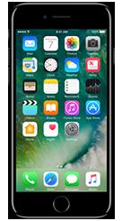 Apple iPhone 7 - Jet Black 256GB