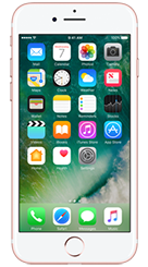 Apple iPhone 7 - Rose Gold 256GB