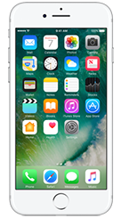 Apple iPhone 7 - Silver 256GB