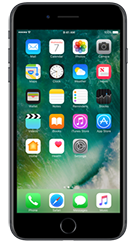 Apple iPhone 7 Plus - Black 128GB