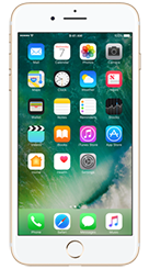Apple iPhone 7 Plus - Gold 256GB