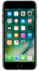 Apple iPhone 7 Plus - Jet Black 128GB
