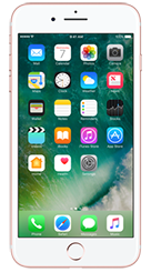 Apple iPhone 7 Plus - Rose Gold 256GB
