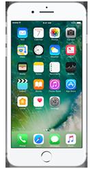 Apple iPhone 7 Plus - Silver 128GB