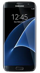 Samsung Galaxy S 7 Edge - Black 32GB