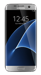 Samsung Galaxy S 7 Edge -Silver 32GB