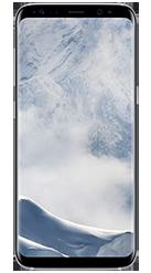 Samsung Galaxy S 8 - Silver 64GB