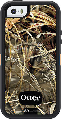 OtterBox Realtree Camo iPhone SE/5/5s Case: Defender Series