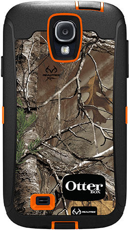 OtterBox Galaxy S4 Defender Series Realtree Case