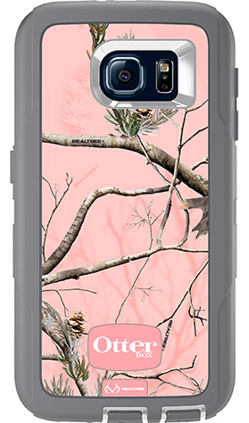 OtterBox Defender Series Realtree for Galaxy S6