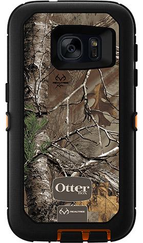 OtterBox Samsung Galaxy S7 Realtree Camo Case