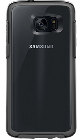OtterBox Samsung Galaxy S7 Edge Case: Clear Symmetry Series