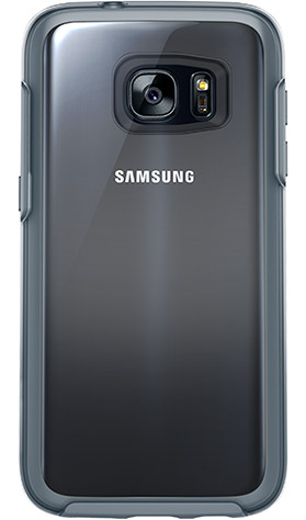 OtterBox Samsung Galaxy S7 Case: Clear Symmetry Series
