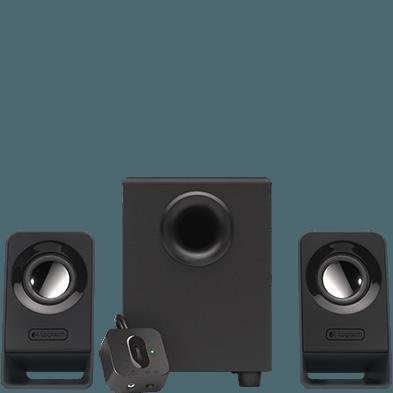 Multimedia Speakers Z213