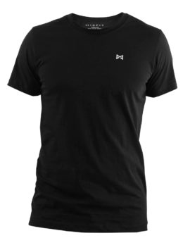Classic Tee-Black-Men-XL