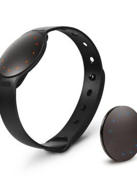 Misfit Shine 2 Fitness + Sleep Tracker - Carbon Black