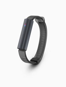 Misfit Ray Fitness & Sleep Tracker + Black Sport Band (Galaxy)