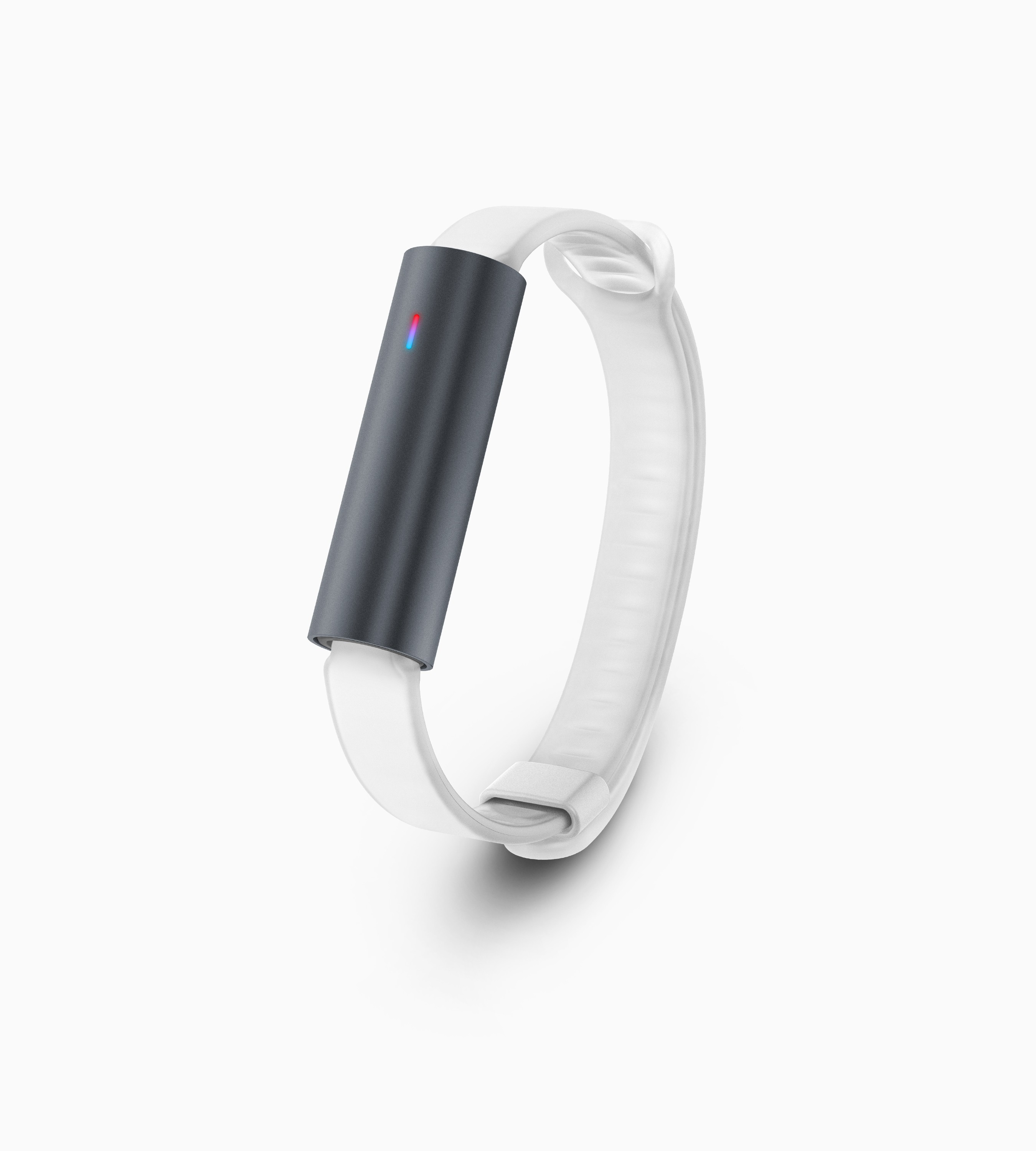 Misfit Ray Fitness & Sleep Tracker + White Sport Band (Galaxy)