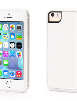 Bon Bon White Identity Protective Case for iPhone 5/5s