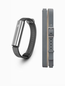 Misfit Ray + Double Wrap Leather Band Bundle