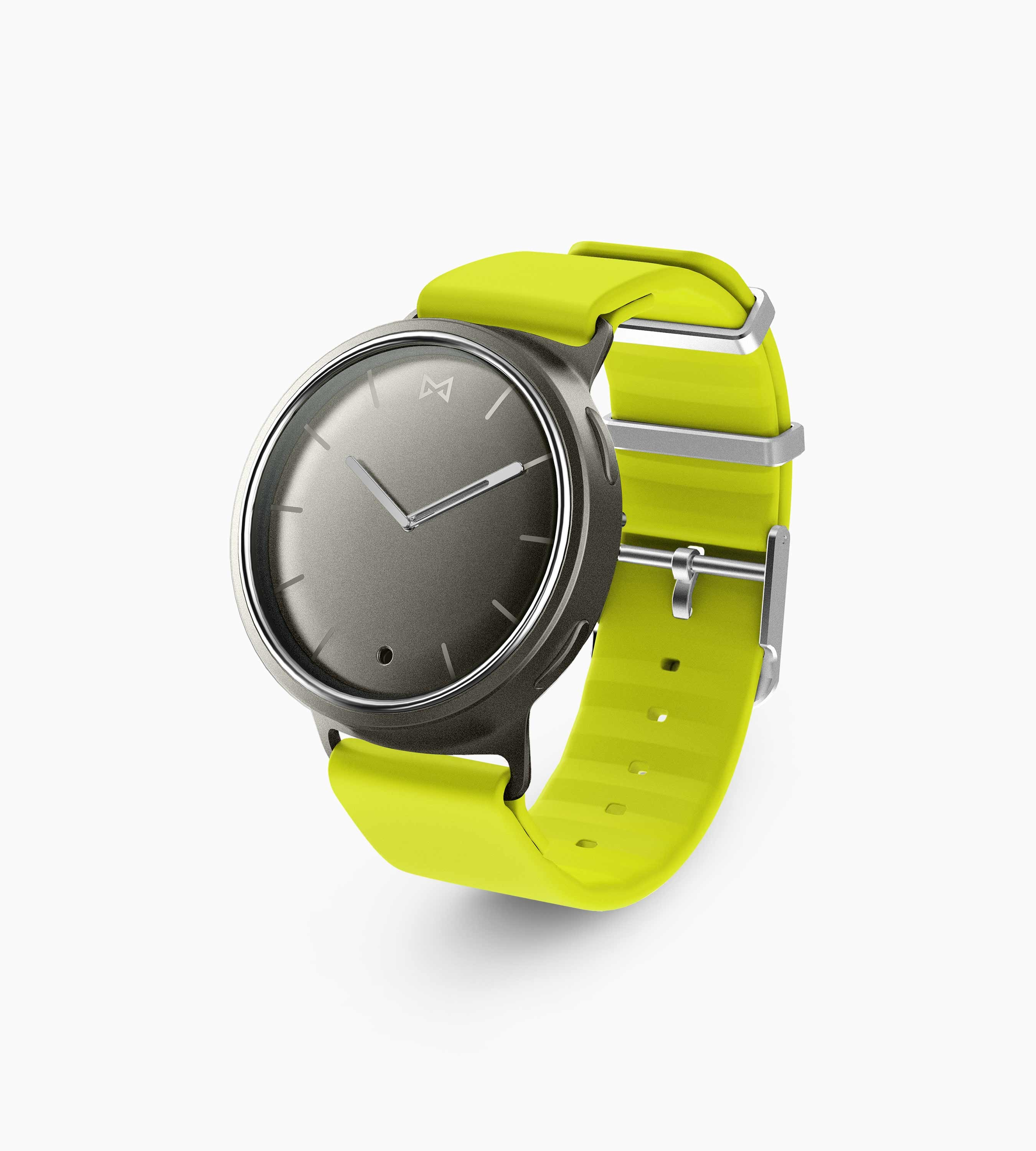 Misfit Phase Hybrid Smartwatch (Graphite & Lime)