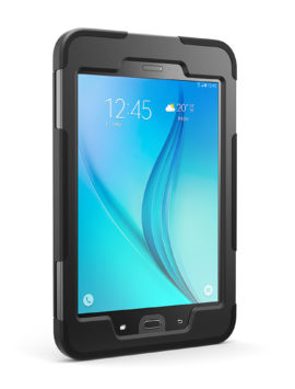 Survivor Slim Protective Case plus Stand for Galaxy Tab A 8.0