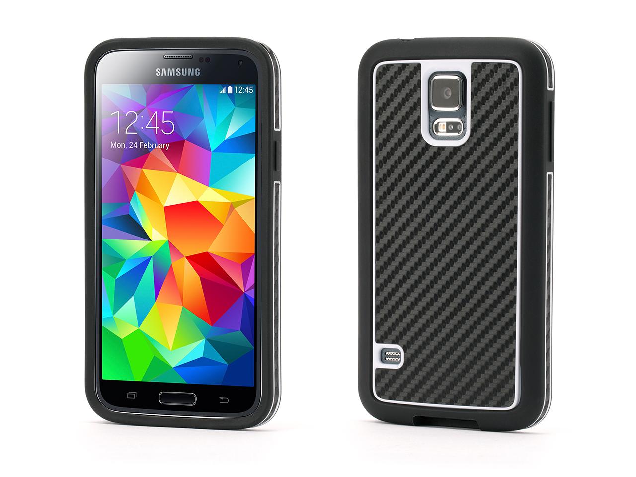 Samsung Galaxy S5 Protective Case Identity 2-Piece Case